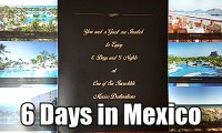 5 Days & 4 Nights in Cancun